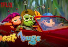 Beat Bugs auf Netflix