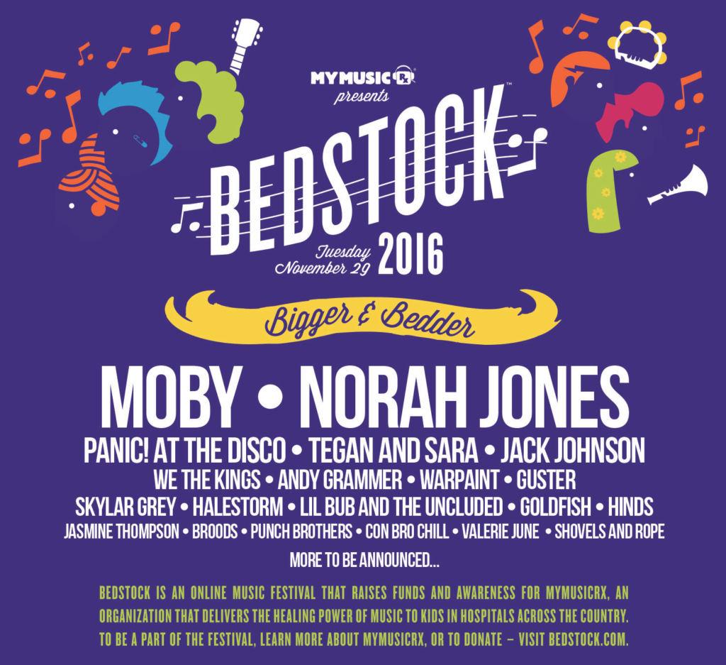 Bedstock 2016 - Lineup