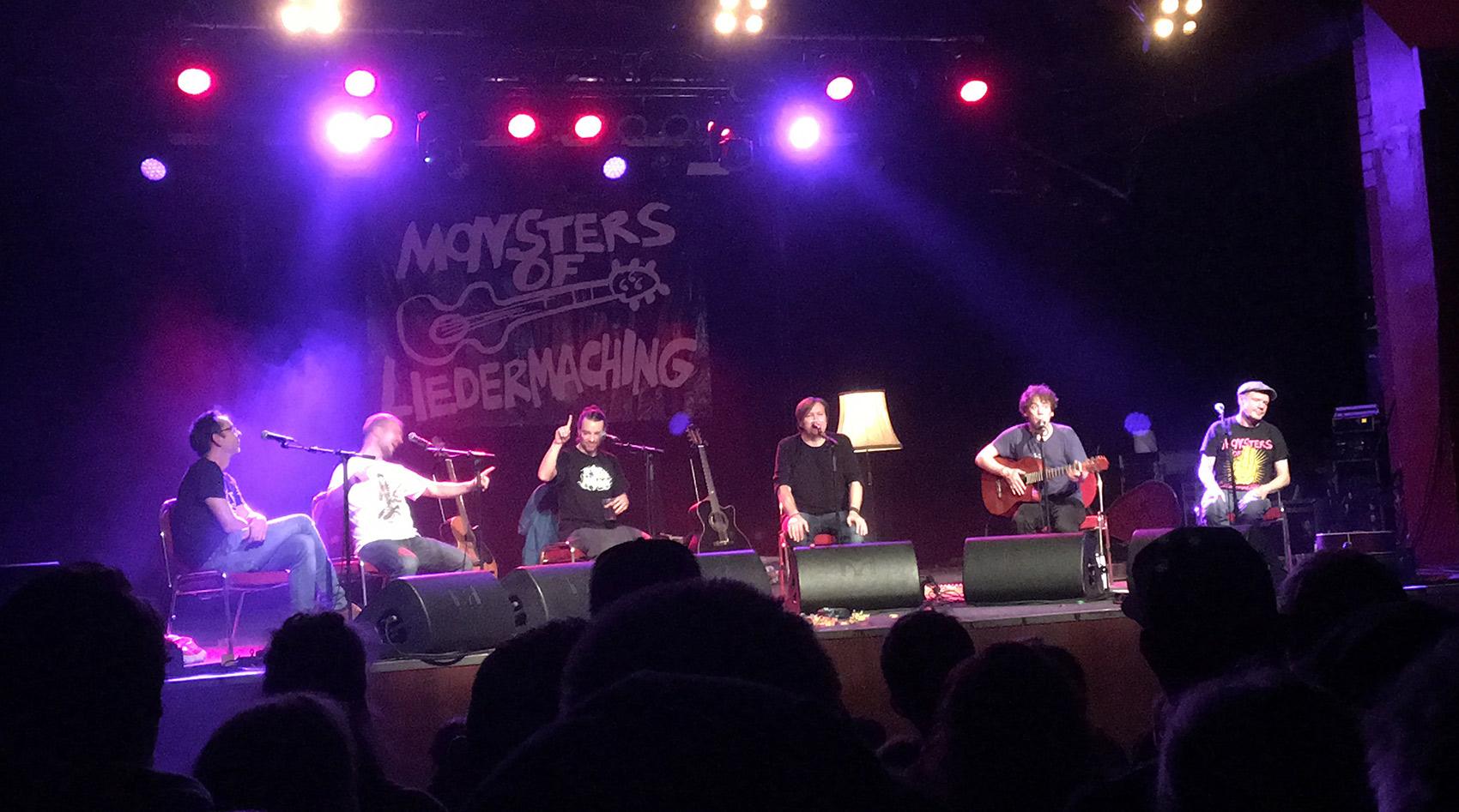 Monsters of Liedermaching - Berlin, Astra, 20.11.2016