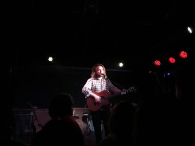Will Varley in Berlin, 12.12.2016