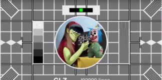 """Gorillaz - """"Hallelujah Money"""" Screengrab"""