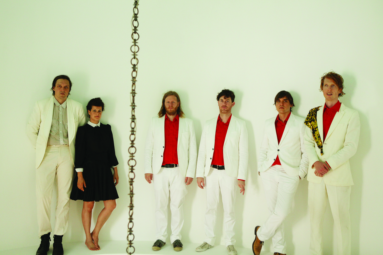 Arcade Fire 2013 Foto: Korey Richey
