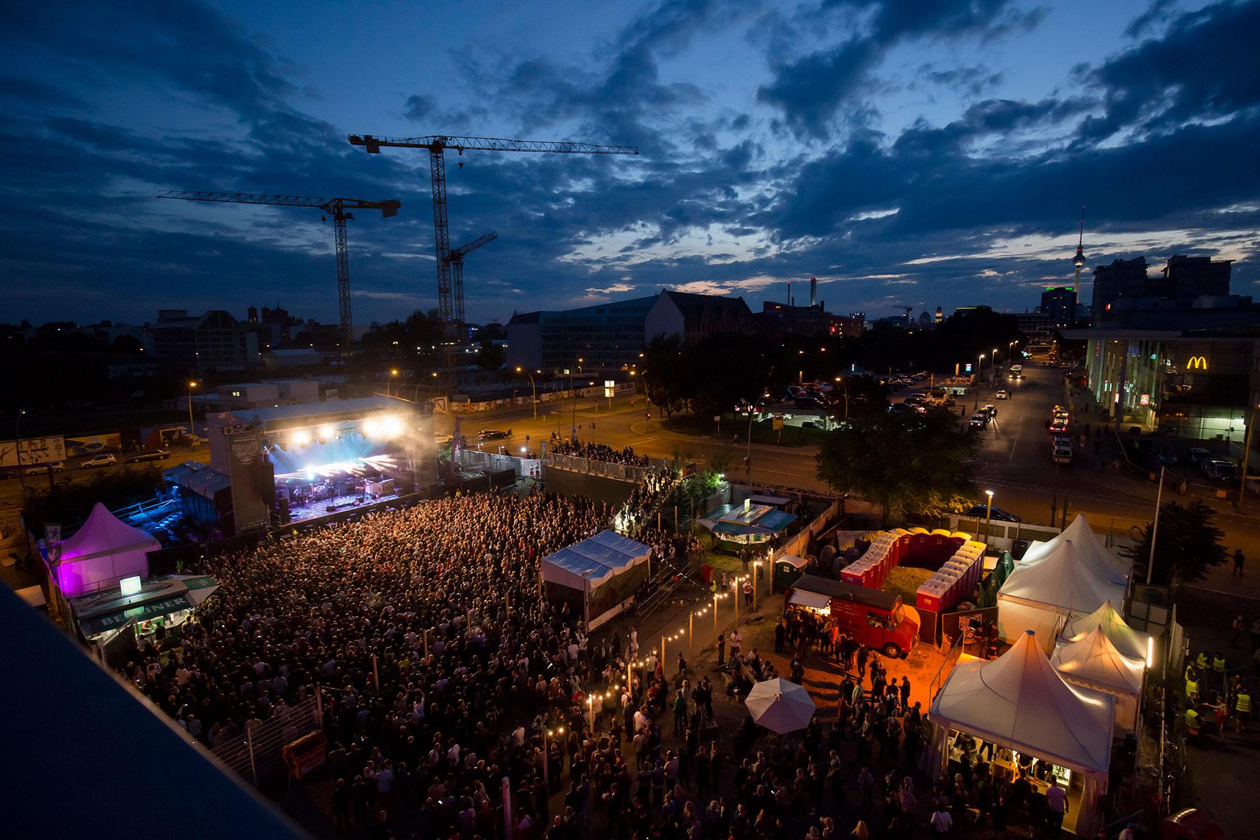 Pure&Crafted Festival 2016 - Foto: BMW Presse