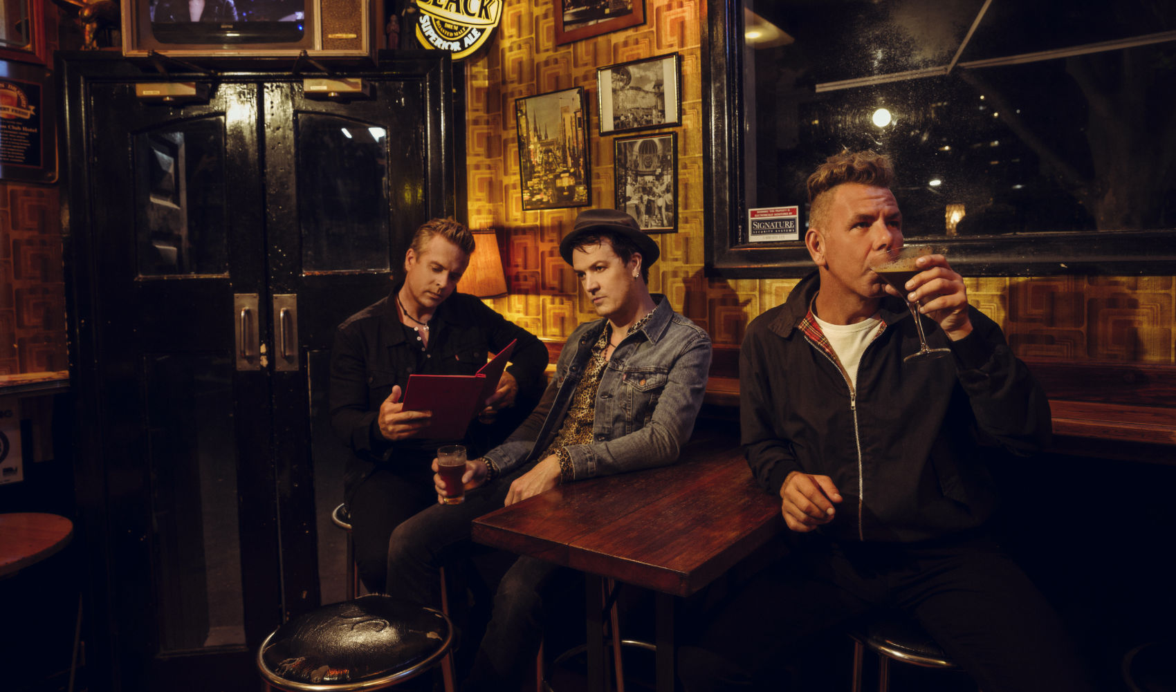 The Living End - Pressefoto