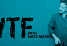 WTF Podcast with Marc Maron