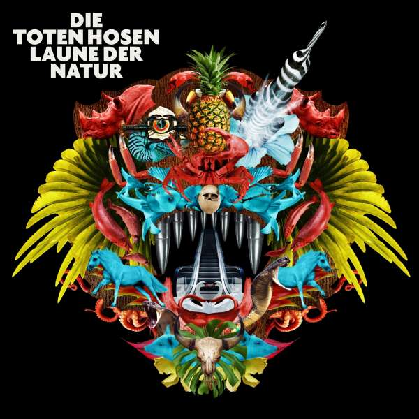 """Die Toten Hosen - """"Laune der Natur"""" Cover"""