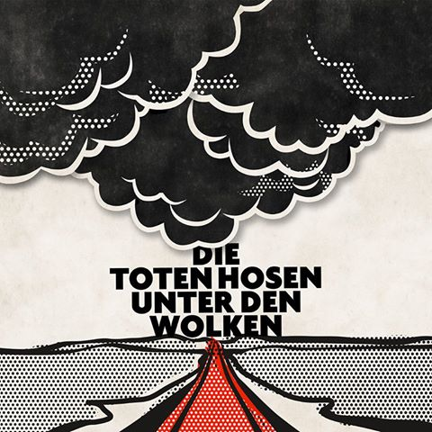"""Die Toten Hosen - """"Unter den Wolken"""" - Cover"""