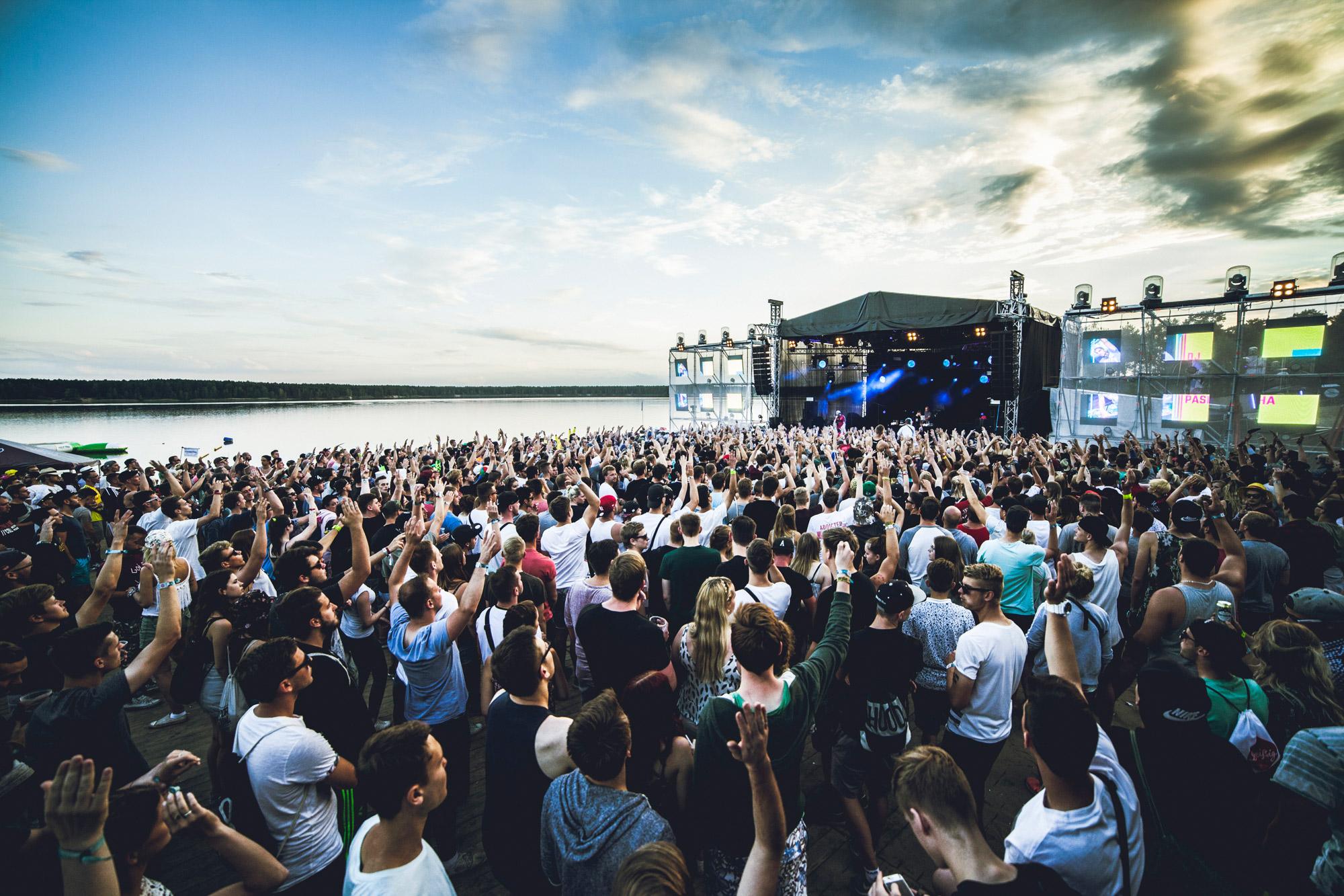 Helene Beach Festival - Kamea-Stage