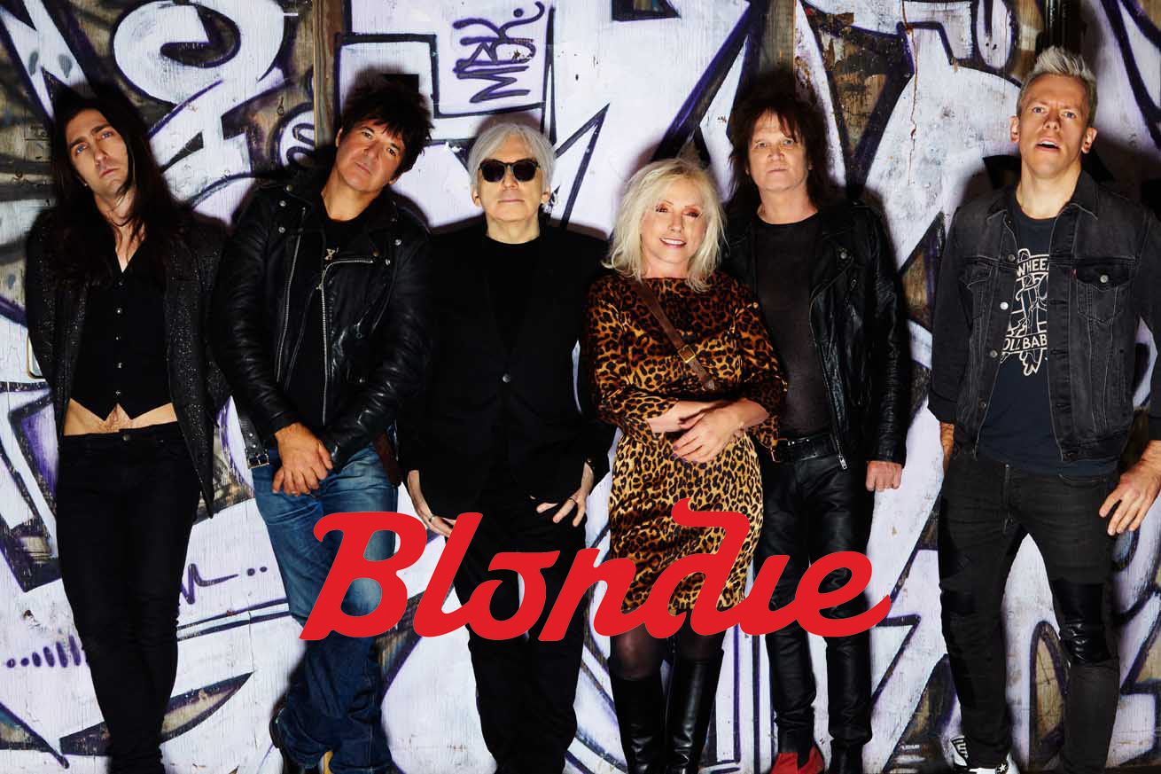Blondie - Foto: Alexander Thompson