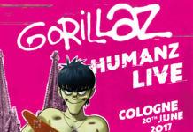 Gorillaz Köln 2017