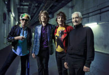 The Rolling Stones - Foto: Claude Gassian