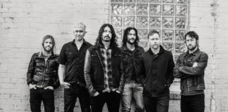 Foo Fighters - Foto: Brantley Gutierrez