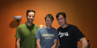 "Jimmy Eat World meets ""Common Talks""-Podcast"