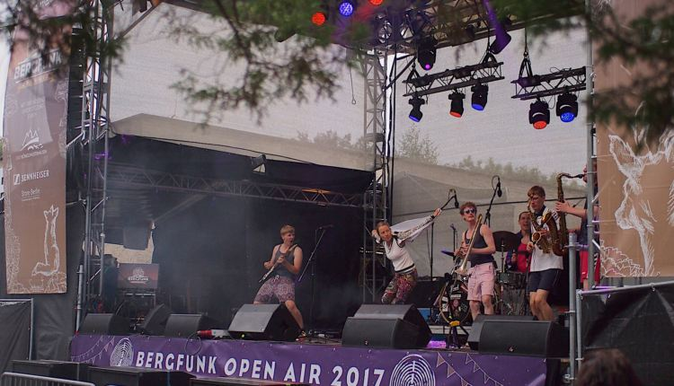 Bergfunk Open Air 2017
