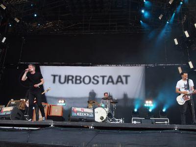 Turbostaat @ Highfield Festival 2017 - Foto: Bine Gasse // common-tales.com