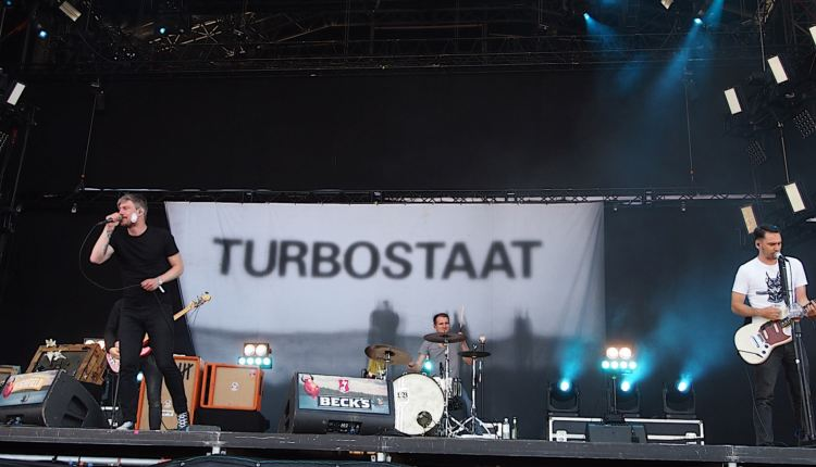Turbostaat @ Highfield Festival 2017 - Foto: Bine Gasse // common-tales.com