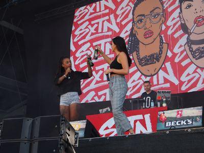 SXTN @ Highfield Festival 2017 - Foto: Bine Gasse // common-tales.com