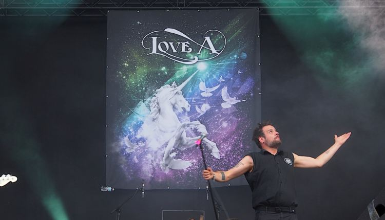 Love A @ Highfield Festival 2017 - Foto: Bine Gasse // common-tales.com
