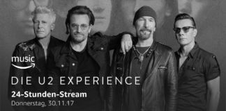 Amazon-Music Die U2-Experience