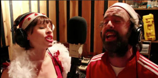 "Skinny Lister & Beans On Toast - ""This Christmas"""