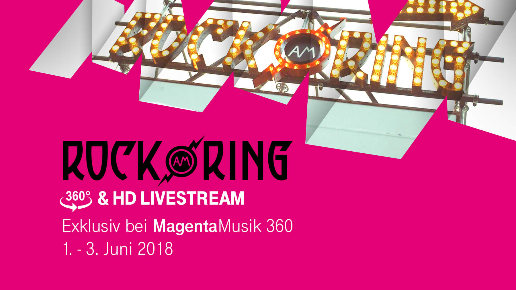 Rock am Ring 2018 - Live-Stream