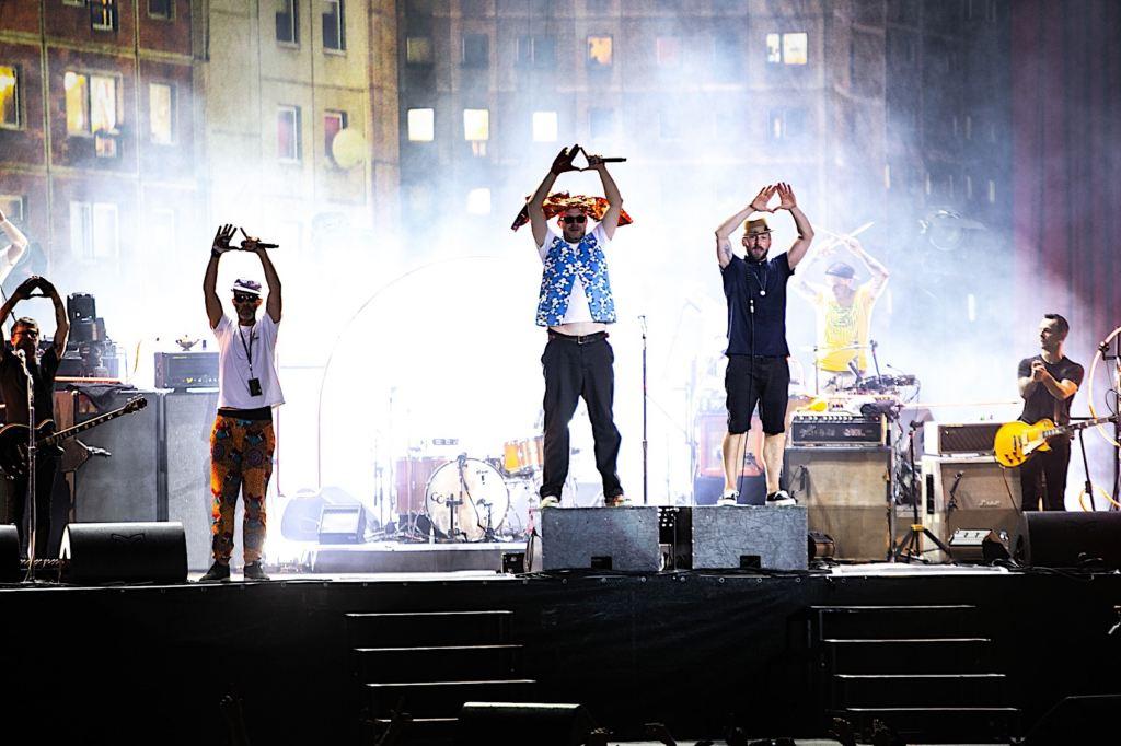 Beatsteaks, Deichkind - Waldbühne 9.6.2018 - Foto: René Hartwig