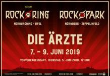 Die Ärzte - Rock am Ring & Rock im Park 2019