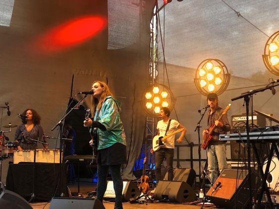 Judith Holofernes @ Bergfunk Open Air 2018