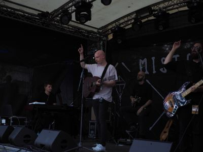 Mister Me @ Bergfunk Open Air 2018