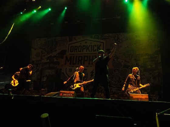 Dropkick Murphys @ Highfield Festival 2018