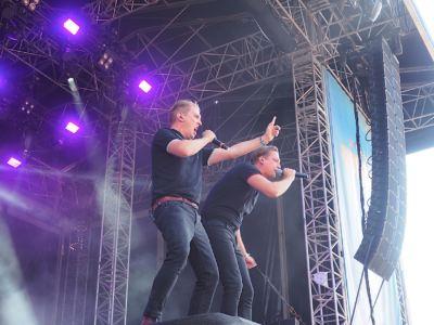 Zugezogen Maskulin @ Highfield Festival 2018