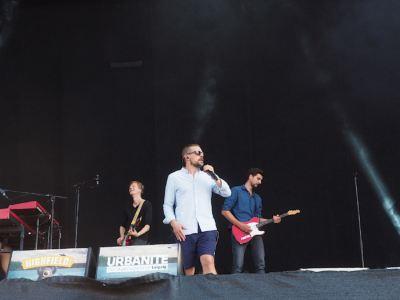 Gloria @ Highfield Festival 2018