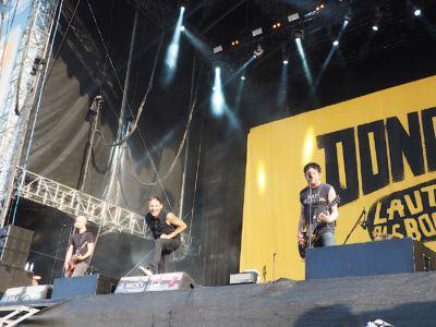 DONOTS @ Highfield Festival 2018