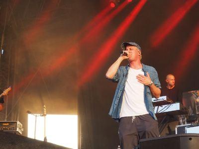 Dendemann @ Highfield Festival 2018