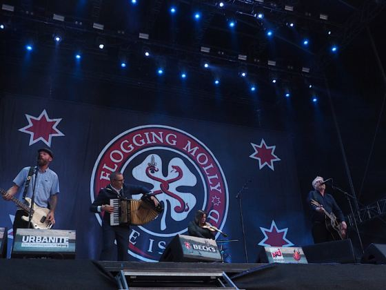 Flogging Molly @ Highfield Festival 2018