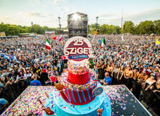 Sziget Festival 2017 - Foto: Rockstar Photographers (@rockstarphotographers)