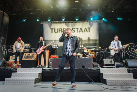 Turbostaat at Parkbühne Wuhlheide, Berlin (2018) - Foto: Adina Scharfenberg