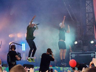 Casper & Marteria @ Lollapalooza Berlin 2018