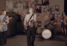 "Morrissey - ""Back on the Chain Gang"" Video Snap"