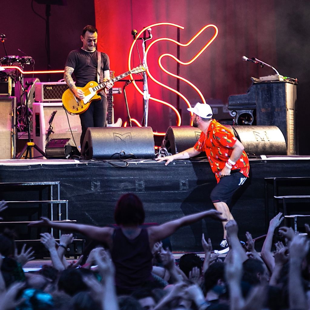 Beatsteaks, Berlin 09.06.2018 - Foto: Rene Ratlos