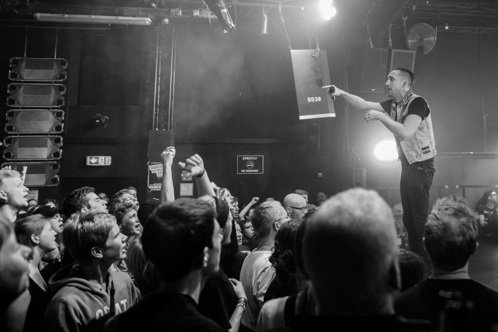 Danger Dan - Berlin, 02.10.2018 - Foto: Mike Menzel