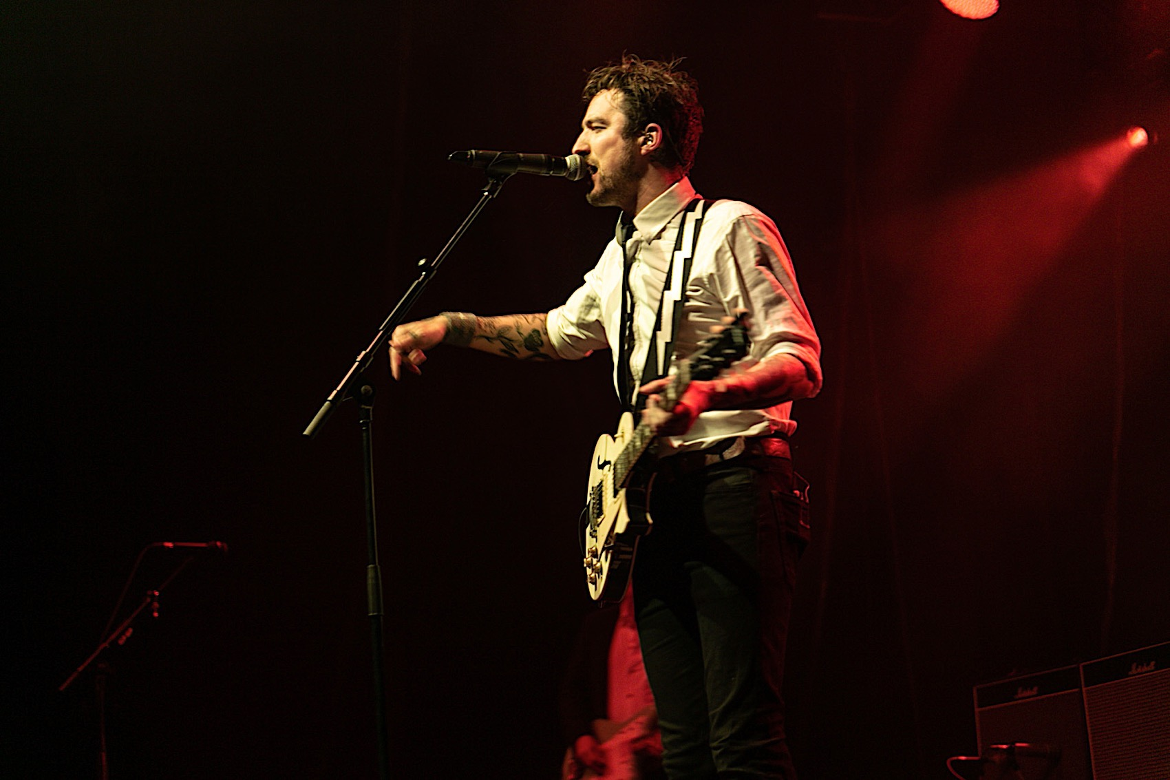 Frank Turner & The Sleeping Souls, Berlin, 22.11.2018 - Foto: Rene Ratlos