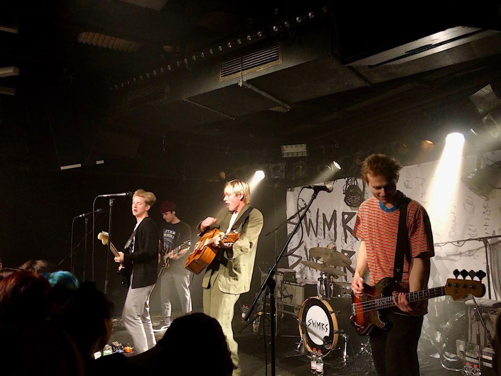 SWMRS - Berlin, 28.02.2019 - Foto: Olli Exner