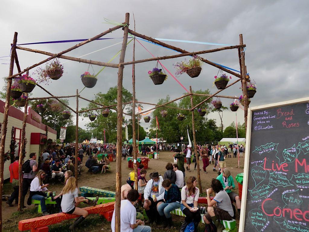Glastonbury Festival 2014 - Foto: Olli Exner