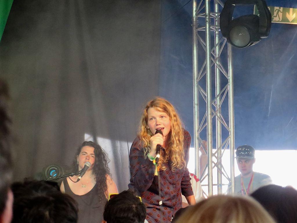 Kate Tempest @Glastonbury Festival 2014 - Foto: Olli Exner