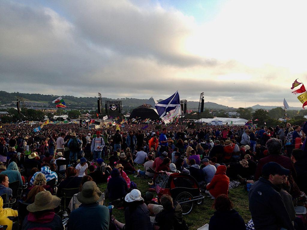 Glastonbury Festival 2013 - Foto: Olli Exner