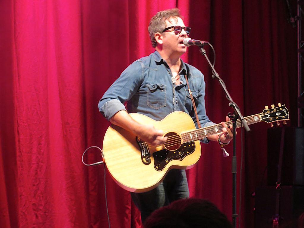 Grant Lee Phillips @Glastonbury Festival 2015 - Foto: Olli Exner
