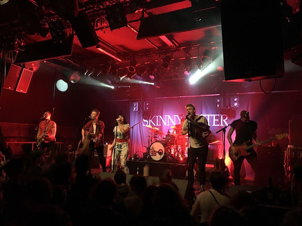 Skinny Lister - Berlin, 13.03.2019 Foto: Bine Gasse