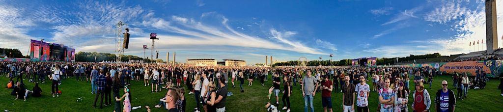 Lollapalooza Berlin 2018 - 08.09.2018 - Foto: Olli Exner