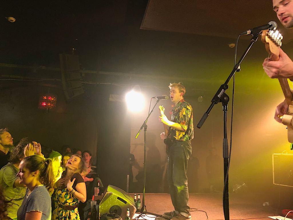 Chuckamuck - Berlin, 30.11.2018 - Foto: Olli Exner
